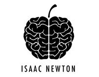 Isaac Newton Logo