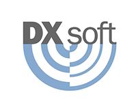 DXsoft logo (2002)