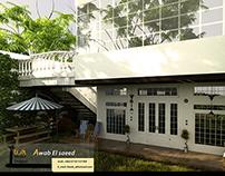 exterior project villa el maadi
