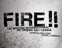 Fire!! 13a Mostra Internacional de Cinema Gai i Lesbià
