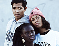 YARD GEAR AUTUM WINTER IMAGE CAMPAIGN 2014