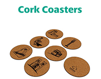 Cork Coaster - Others Products