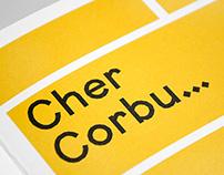 Cher Corbu…