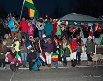 Moncton Christmas Parade 2014