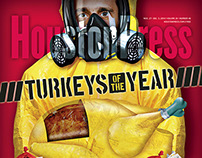 Houston Press Thanksgiving Cover