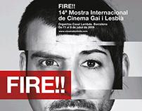 Fire!! 14a Mostra Internacional de Cinema Gai i Lesbià