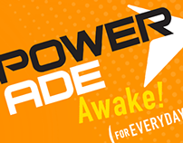 Powerade Energy • Design proposal