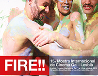 Fire!! 15a Mostra Internacional de Cinema Gai i Lesbià
