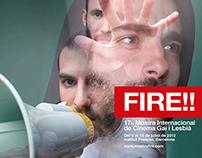 Fire!! 17a Mostra Internacional de Cinema Gai i Lesbià
