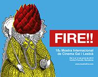 Fire!! 18a Mostra Internacional de Cinema Gai i Lesbià