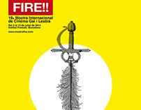 Fire!! 19a Mostra Internacional de Cinema Gai i Lesbià
