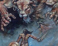 The Minotaur Comes!