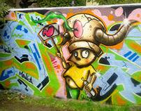 Various graff