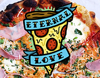 Pizza = Love
