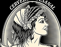 Craft beer logo / brand