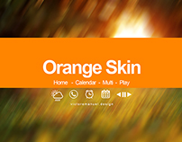 Orange Skin - Android Project