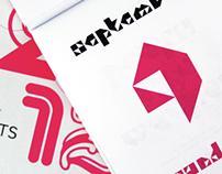 Tranglego typeface