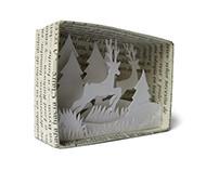 Matchbox Paper Art