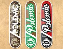 Skateboard Deck / Polemic
