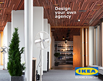 SELMORE Agency Presentation for IKEA