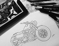Harley Commission