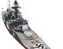 German heavy cruiser Admiral Hipper
