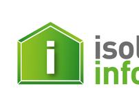 Isolatie Informatie / Afspraak Logo