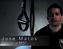 Battle Rope Suspension Training