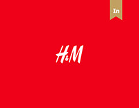 H&M Website Redesign