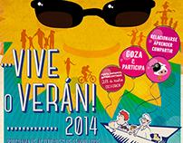 Vive o Verán 2014! (Enjoy Summer 2014!)