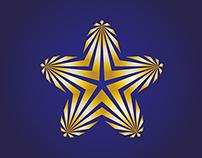Five-pointed Star Symbol Design