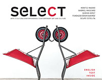 CAPA REVISTA SELECT