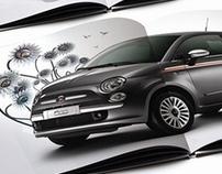 Lançamento Fiat 500 (2009)