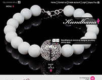 Website Design for Online Jewelry Store
