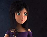 Character Concept: Violette