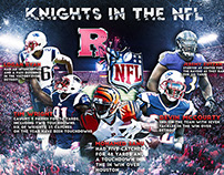 Knights in the NFL