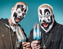 INSANE CLOWN POSSE - ICP