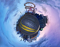 GTA V Little Planets