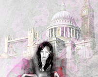 LONDON '11 | Digital Illustration