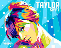 Taylor Swift in WPAP