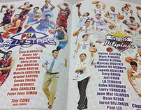 PBA All-Star Souvenir Program (Booklet)