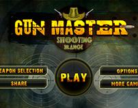 Gun Master menus