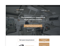 Food Service, website