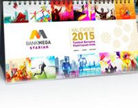 Calendar Bank Mega Syariah
