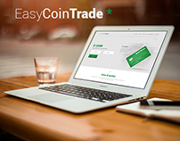 Easy Coin Trade website