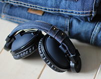HEADPHONES JEANS