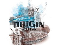 ORIGIN 2014 - State Of Origin Collectors Magazine