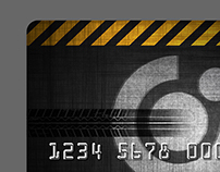 OTP Bank Paypass card