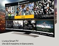 Samsung Smart TV | Juventus App