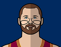 Kevin Love - Cleveland Cavaliers
